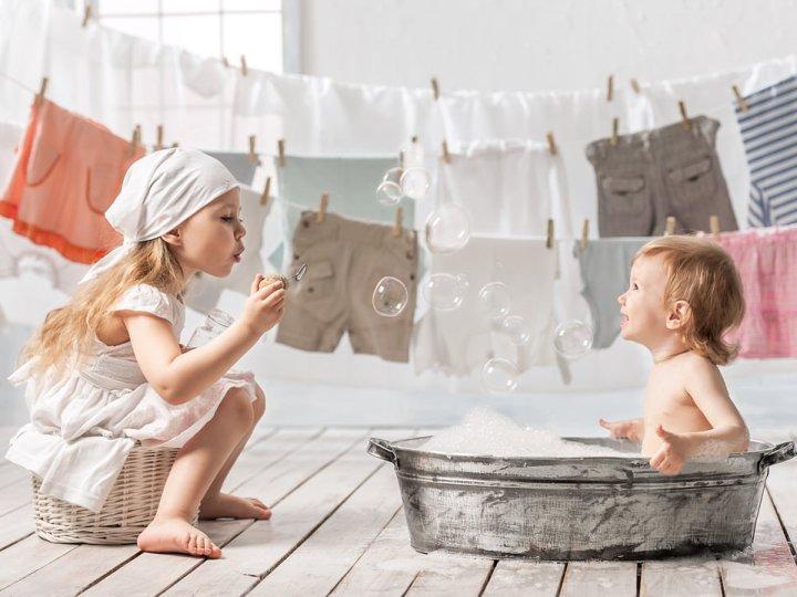 オーガニックコットン製品はオーガニック洗濯洗剤で洗おう!