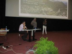 Lourdes : Réunion publique d'information sur le projet du Plan de Prévention des Risques Sismiques