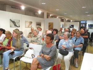 Une conférence remarquable et remarquée sur les deux grands architectes qui ont façonné l'ancien Lourdes !