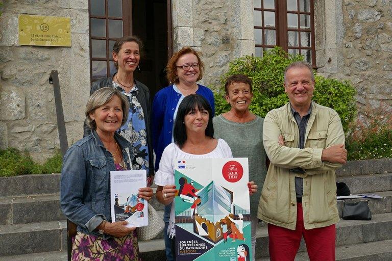 Lourdes : Présentation du programme des Journées Européennes du Patrimoine 2018