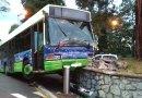 Lourdes : un citybus s'emballe !