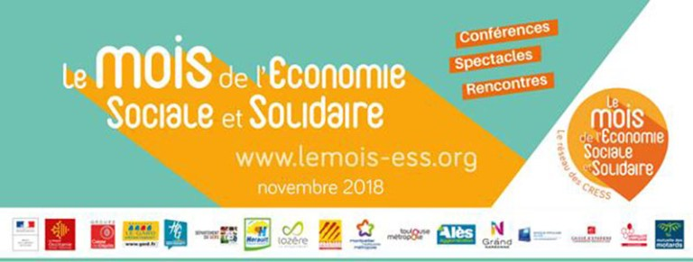 En novembre, l'Économie Sociale et Solidaire (ESS) sera à l'honneur en Occitanie !