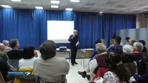 Lourdes : Conférence remarquable de l'historien José Cubéro sur «l'Espagne fracturée ?»