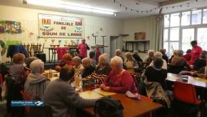 Lourdes : beau succès du Loto de l'association familiale de Soum de Lanne au profit d'Octobre Rose