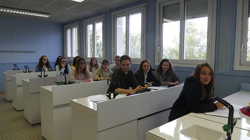 Lourdes : excellente initiative du lycée de Sarsan à propos d'une filière d'un parcours «sup»