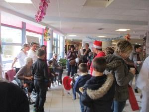 Lourdes : superbe et chaleureux Marché de Noël à la Bastide