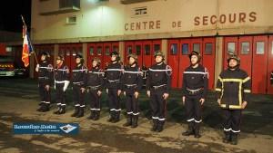 Read more about the article Lourdes : pour la Sainte Barbe, de nombreux Pompiers ont été mis à l'honneur