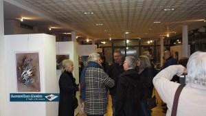 Read more about the article Lourdes : Vernissage de l'expo de Richard Mena à la Médiathèque