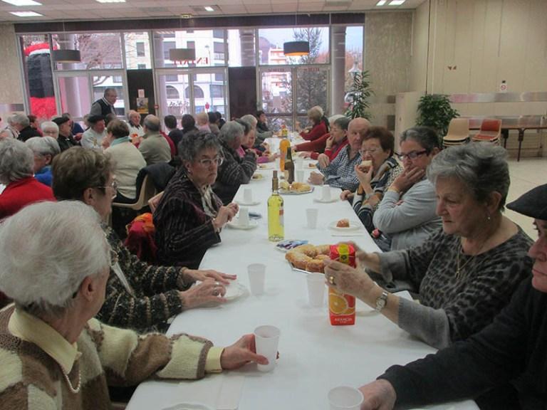 Read more about the article Lourdes : Assemblée générale et Galette des Rois de l'association des Basques de Bigorre