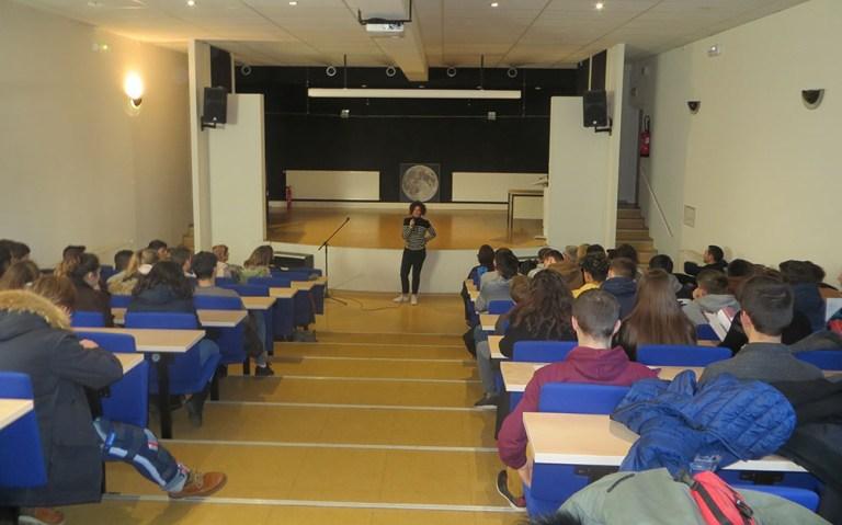 Lourdes : mini-forum d'orientation enseignement supérieur au Lycée Peyramale