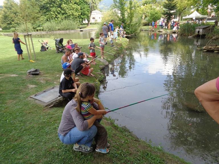 Lourdes/Saint-Pé : reprise de  l'école atelier pêche nature de l'AAPPMA et bientôt l'ouverture pour tous !