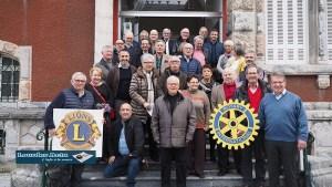 Lourdes : Remise du chèque du Maxi Loto au profit de la recherche contre le cancer