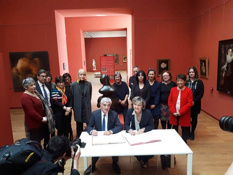 Lourdes/Tarbes : partenariat entre le Musée Pyrénéen de Lourdes et le Musée Massey de Tarbes