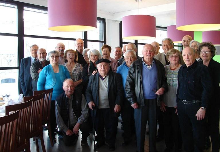 Read more about the article Lourdes : les 77 printemps de la Classe 62