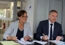 Tarbes : Signature partenariat Initiative Pyrénées – Société Générale