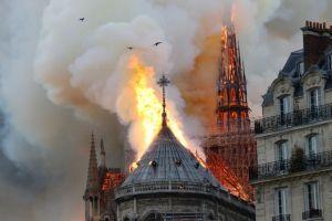 Incendie de NOTRE-DAME DE PARIS : Toutes les cloches des Cathédrales sonneront demain
