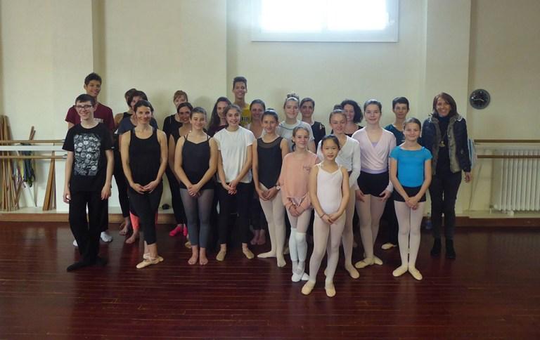 Lourdes : le stage de danse de l'atelier Maison du Monde a rencontré un vif succès