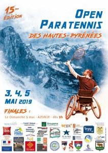 Tournoi de tennis en fauteuil du Canton d'Ossun