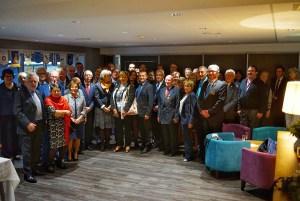 Le Club Rotary de Lourdes a fêté son 70 ème anniversaire