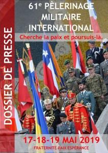 Lourdes : le 61ème Pèlerinage Militaire International se déroulera les 17, 18 et 19 mai