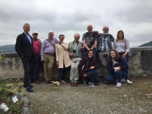 Lourdes : L'office de Tourisme accueille des journalistes irlandais