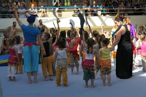 Lourdes : Ali Baba et…1, 2, 3 Pirouette !