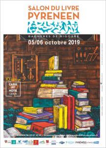 Read more about the article Bagnères-de-Bigorre : bientôt le 10ème salon du Livre Pyrénéen les 5 et 6 octobre