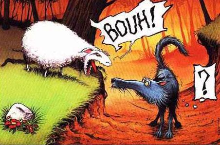 Lourdes : A force de crier au loup…!