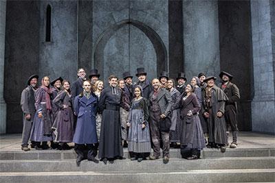 Lourdes : en seulement 3 mois, 70 000 places ont été vendues pour la Comédie musicale «Bernadette de Lourdes»