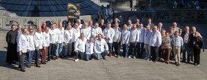 Lourdes : 1er Pèlerinage des métiers culinaires, de la restauration et de l'hôtellerie