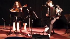 Lourdes : Du talent et du «peps» au concert de Noémie Roig et Jean-Philippe Pinchon