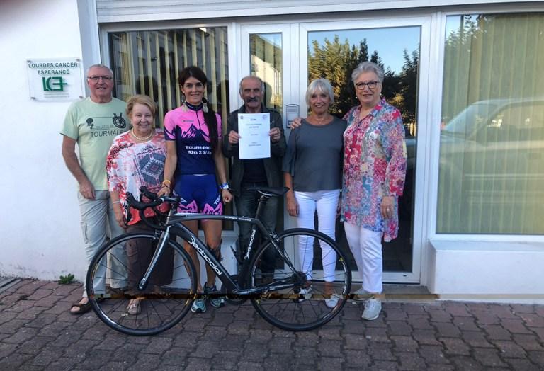 Lourdes : inscrivez-vous à la 23ème Randonnée cycliste de l'Espoir du 5 octobre
