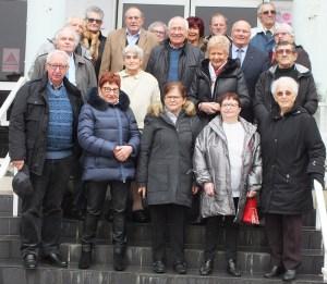 Lourdes : La «Classe 60» s'est réunie !
