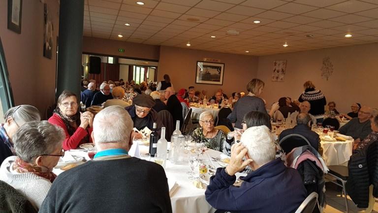 Lourdes : «Vaincre l'indifférence» a invité les résidents des Maisons de retraite à leur pèlerinage annuel à Bétharram.