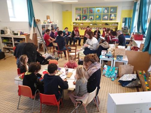 Saint-Pé-de-Bigorre : L'école Sainte Elisabeth écrit son avenir…