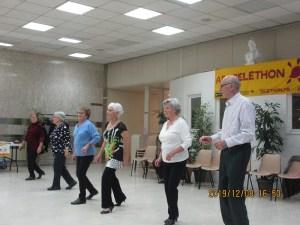 Lourdes : Thé dansant du dimanche 8 décembre pour le TELETHON