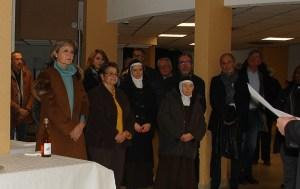 Lourdes : Vœux de Mgr Olivier RIBADEAU DUMAS, Recteur du Sanctuaire