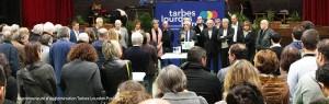 Cérémonie des Vœux et Remise des Médailles à la Communauté d'Agglomération Tarbes Lourdes Pyrénées