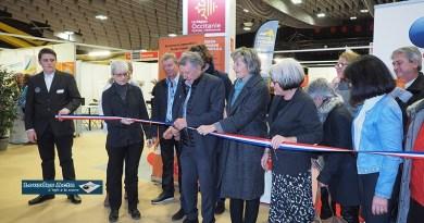 Lourdes : belle Inauguration du 2ème Salon TAF