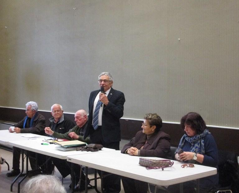 Read more about the article Lourdes : Assemblée générale et Galette des Rois de l'UNC