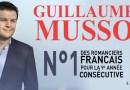 Le romancier le plus lu en France