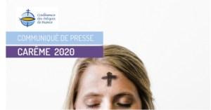 Conférence des Evêques de France : avec l'entrée en Carême, les catholiques se préparent à la fête de Pâques