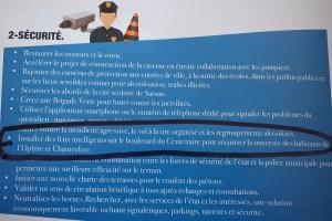 Lourdes : un lecteur de l'Ophite furieux contre un candidat à l'élection municipale !