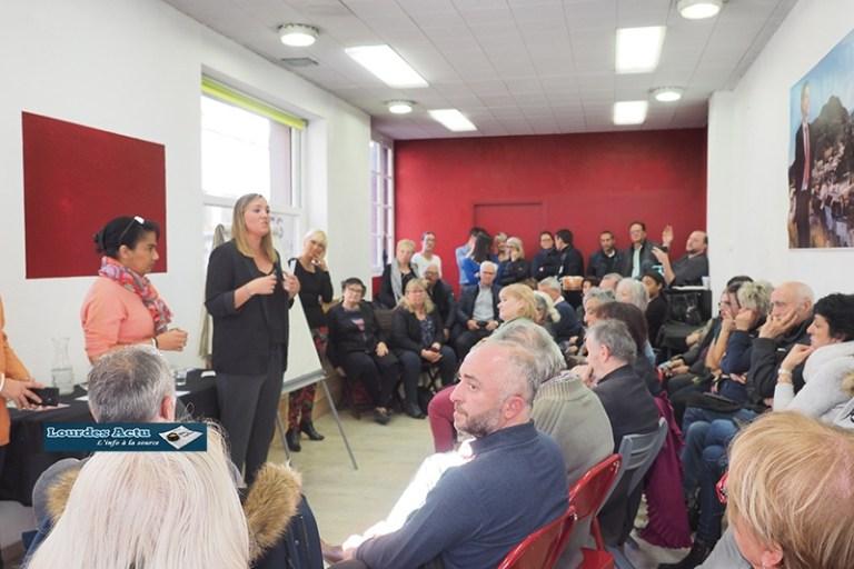 Read more about the article « Lourdes, Plus qu'une ville » : 2ème débat citoyen sur le thème « Festiv'Idées ».
