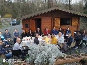 Communiqué de l'Association des Jardins Familiaux de Lourdes : Un goûter pour remercier Mme le Maire