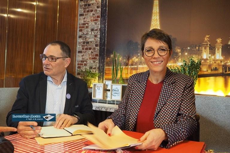 """Stéphanie Lacoste """"Tous pour Lourdes"""" a présenté son programme"""