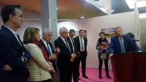 Le 44ème Salon de l'Agriculture de Tarbes a été inauguré