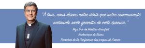 Communiqué de la Conférence des Evêques pour le 25 mars : #IlluminonsLAnnonciation 🕯️