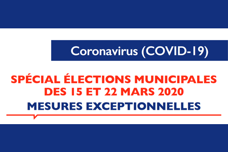 Read more about the article Communiqué de Mme le Maire sur l'organisation des élections municipales à Lourdes