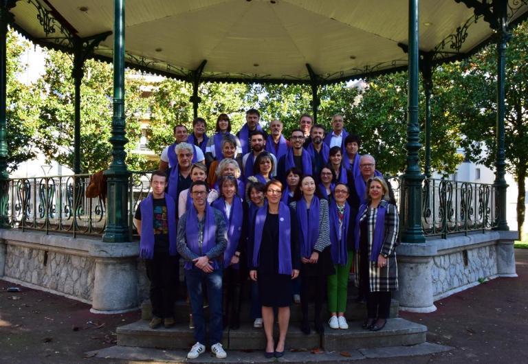 Tous pour Lourdes 2020 avec Stéphanie Lacoste ! : Photo officielle et composition de la Liste